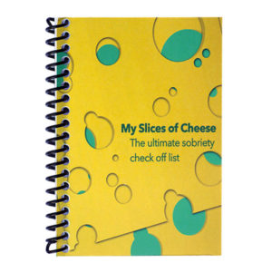 My Slices of Cheese booklet